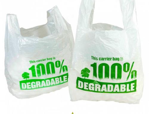 Rifiuti che diventano packaging