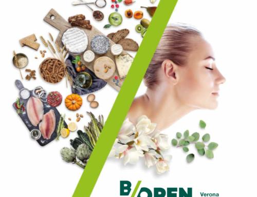 Opportunità di partecipazione a B/Open – Veronafiere, 1-3 aprile 2020 riservata alle aziende del settore agroalimentare biologico e alla cosmesi naturale